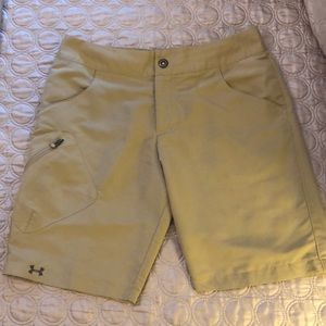 Under Armour hiking shorts